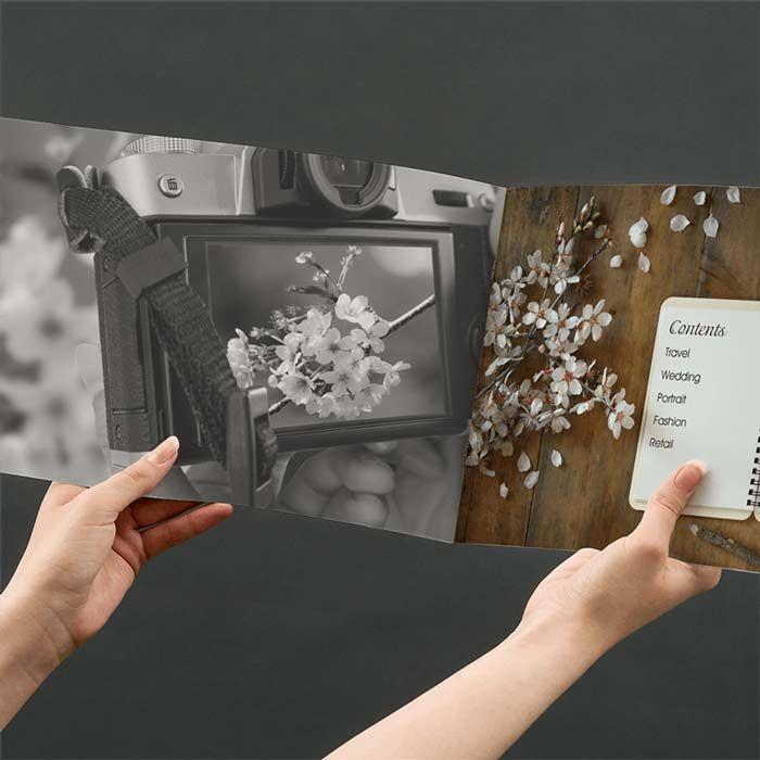 Saddle Stitched Booklets