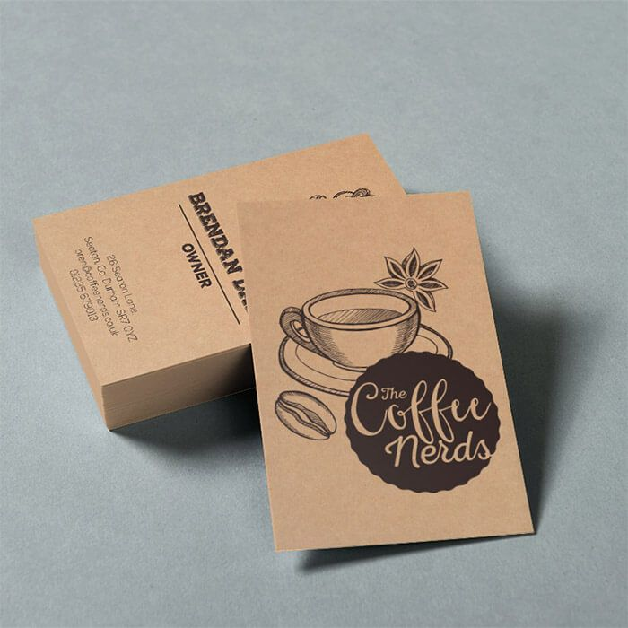 Double Sided Creative Business Cards